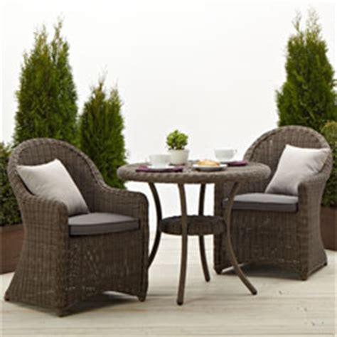 strathwood patio furniture manufacturer strathwood hayden all weather wicker bistro chair from li