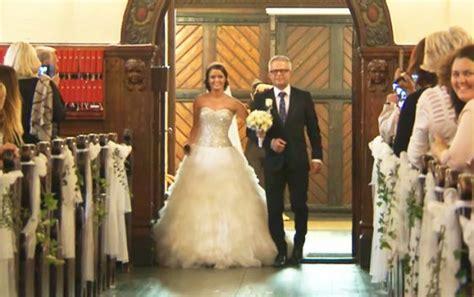 Šī līgava pārsteidza visus klātesošos baznīcā. Kāzās ...