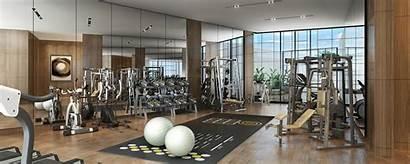 Luxury Fitness Spa Resort Gym Hotel Center