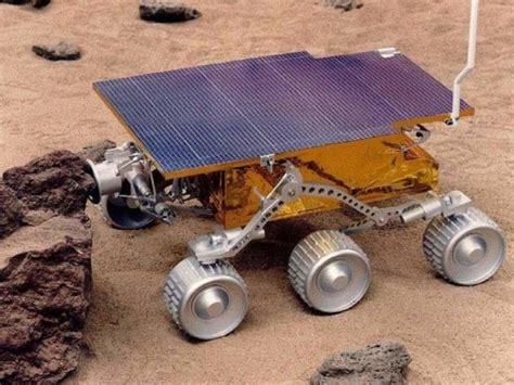 Robots On Mars