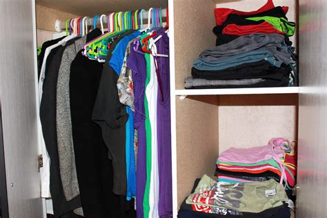 how to organize your closet 12 steps with pictures