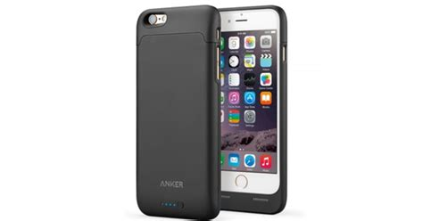 anker ultra slim battery for iphone 6 3850mah gift