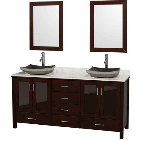 bathroom vanity with vessel sink eye catching bathroom vessel vanity sinks cabinets