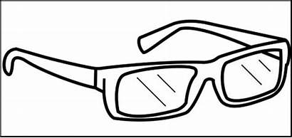 Coloring Pages Glasses Sunglasses Trendy Adults