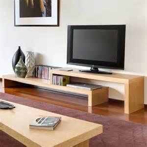 meuble tv 2 niveaux l295 185xp38xh20 40cm cliff temahome