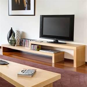 Meuble Avec Plan De Travail : fabriquer meuble tv avec plan de travail meuble et d co ~ Dailycaller-alerts.com Idées de Décoration