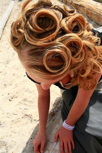 Hair Curl Hairstyles Hairstyle Curls Styling Apostolic