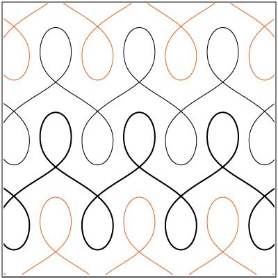 Free Motion Quilting Templates Shop Talk Ginabeanquilts Free Motion Quilting