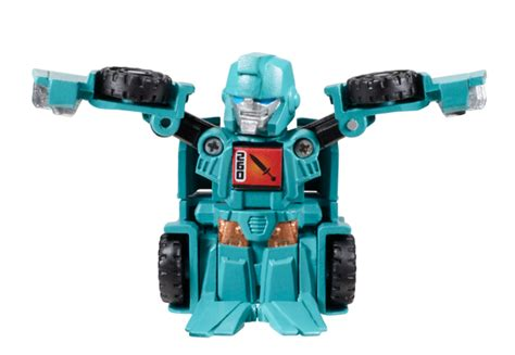 Transformers Prime Rid Deluxe Sergeant Kup