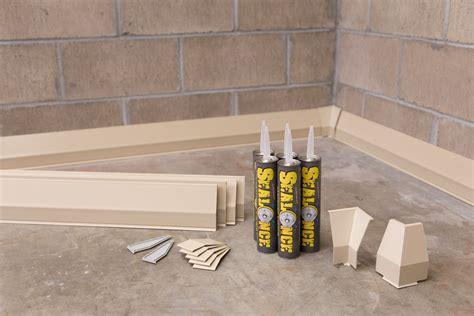 Diy Basement Waterproofing Sealonce Basement System