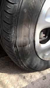 Changer De Taille De Pneu : pneu abim suite choc contre trottoir auto titre ~ Gottalentnigeria.com Avis de Voitures