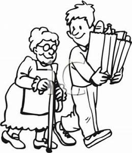 Helping Other People Clipart - ClipartXtras