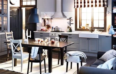 kitchen design articles ikea ile bir yemek masası se 231 in 1090