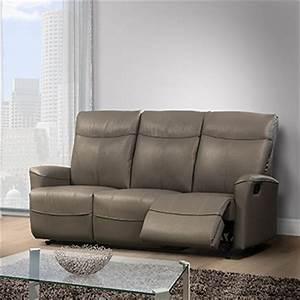 Elran Canaps Lance L003 Sofa Inclinable De
