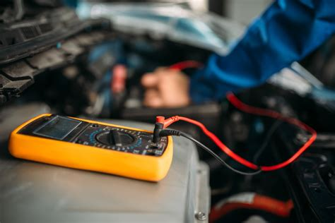 Testing and maintaining your car's battery is easy, but you will need a couple of tools. How to Test a Car Battery with a Multimeter - In The ...