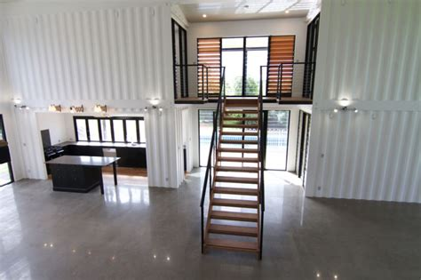 luxury container home  high  interior finishes idesignarch interior design