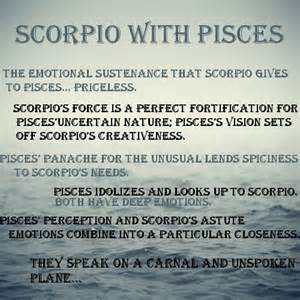 25 best ideas about pisces and scorpio on pinterest