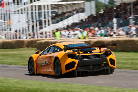 McLaren MP4-12C GT3 - 2011 Goodwood Festival of Speed