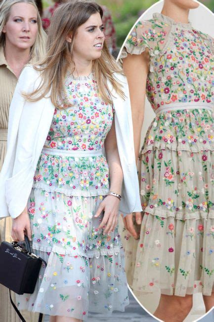 Princess Beatrice wears Holly Willoughby's favourite brand ...