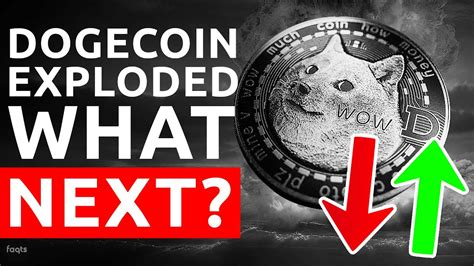 Will Dogecoin EXPLODED? | Dogecoin Price Prediction ...