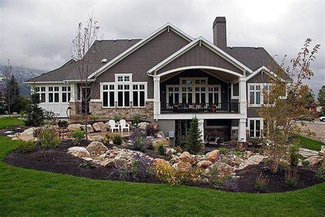 walk  basement  home pinterest basements decks house plans
