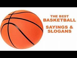 Basketball Slogans   Sayings   Famous   Inspiring ...