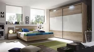 Günstige Schlafzimmer Komplett : pin by ladendirekt on komplett schlafzimmer in 2019 oak ~ Watch28wear.com Haus und Dekorationen