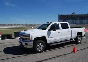 2017 Chevrolet Silverado 2500 HD - Driving Notes ...