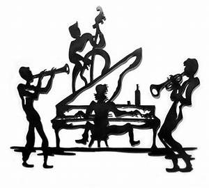 Jazz metal wall sculpture 2920 jazz metal wall sculpture for Best brand of paint for kitchen cabinets with where to buy metal wall art