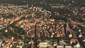 Wohnungen Kirchheim Teck : luftportrait kirchheim unter teck youtube ~ Orissabook.com Haus und Dekorationen