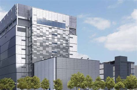 Telehouse Europe – West Building, Canary Wharf