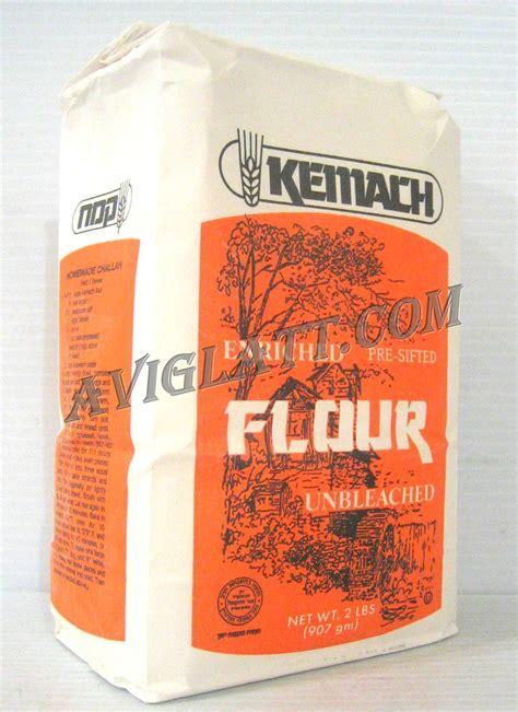 Kemach Enriched Flour Unbleached 2lbs