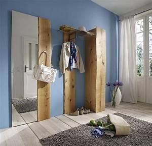 Garderobe Eiche Massiv Geölt : woodline garderobe eiche massiv ge lt s gerauh woodline ~ Watch28wear.com Haus und Dekorationen