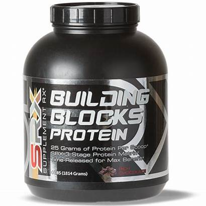 Protein Building Blocks Chocolate 4lbs Egg Rx