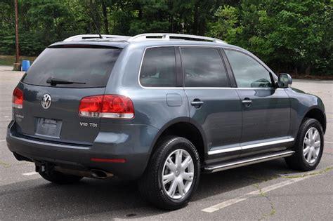 volkswagen touareg  tdi german cars  sale blog