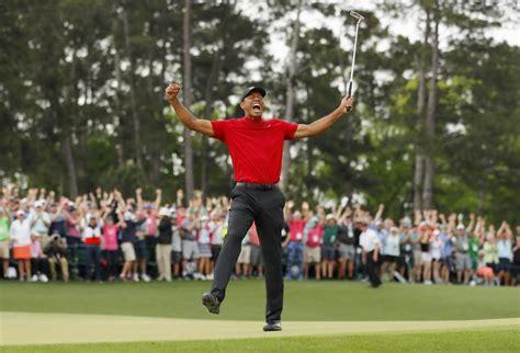 2019 Masters Tournament: Tiger's 5th Win, Plus Scores