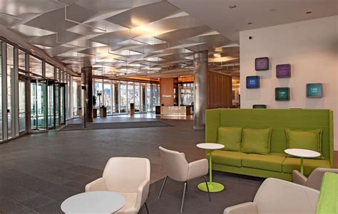 Lobby at one of our Boston, M... - Fidelity Investments ...