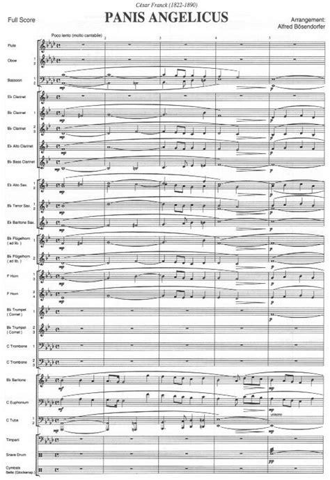 Testo Panis Angelicus by Musicainfo Net Dettagli Panis Angelicus 9551230