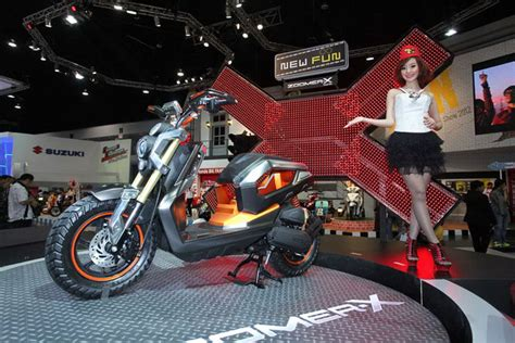 New Ruckus Concept Revealed In Thailand