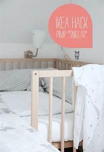 Ikea Bett Kinderzimmer : ikea babybay pimp sniglar babybed good stuff pinterest ikea ~ Frokenaadalensverden.com Haus und Dekorationen