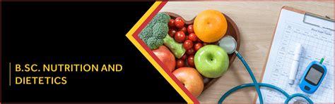 B.Sc Nutrition & Dietetics - OM Sterling Global University