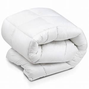 Queen bamboo pillow top mattress topper pad 5cm buy for Buy pillow top mattress topper