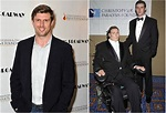 Award-winning Superman actor Christopher Reeve and his ...