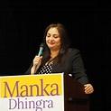 Manka Dhingra speaking – In Brief