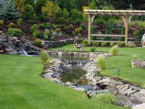 Backyard Waterfalls And Streams » Backyard And Yard Design