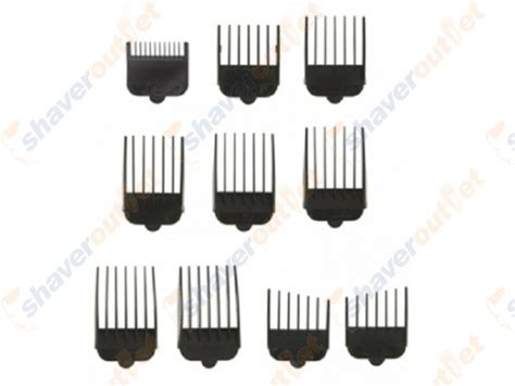 shaveroutletcom shaveroutletcom wahl hair clipper guide combs