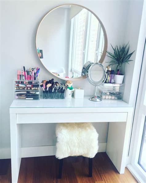 Vivianna Does Makeup Ikea Desk by 1000 Ideas About Ikea Desk On Ikea Desk Top