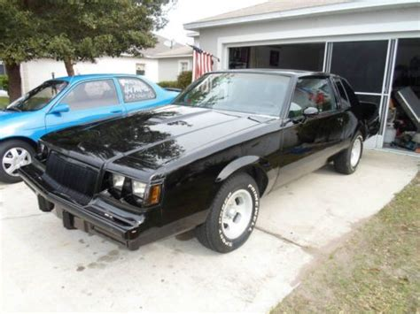 84 Buick Regal by Buy Used This 84 Buick Regal Is Just Like A Grand National