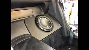 Jl Audio 10w6v3 2004 Nissan 350z Convertible