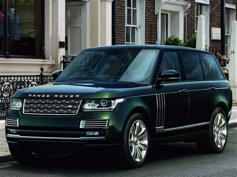 Shoot Off In Style With Range Rover